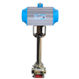 DURAVIS Pneumatic 2 Way Cryogenic Valve