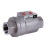 DURAVIS ODIN 200 Series Pneumatic Axial Valves