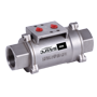 DURAVIS ODIN 201 Series Pneumatic Axial Valves