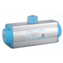 DURAVIS 120 Degree Turn Pneumatic Actuators