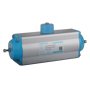 DURAVIS 180 Degree Turn Pneumatic Actuators