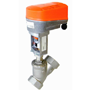 Electric Actuated Piston Type Valves