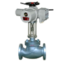 Electric Actuated Globe Valves