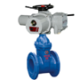 Multiturn Electric Actuated Globe Valves