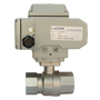 Electric Actuated Brass 2/2 Ball Valves