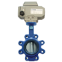 Electric Actuated Lug Type Butterfly Valves