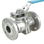 2/2 Way 2-Pieces Stainless Steel Ball Valve