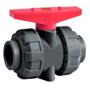 U-PVC, PP Thread-Socket Ball Valves