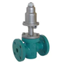 Pneumatic Globe Valve With SS Actuator
